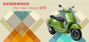 Vespa New GTS